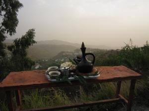 Coffee, Lalibela, Ethiopia (2012)